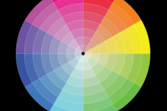 Gradient Color Wheel